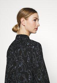 Monki - Button-down blouse - twirlsboddies - 5