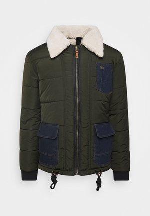 Winter jacket - forrest