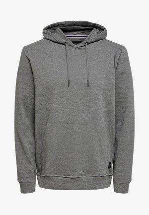 Hættetrøjer - dark grey