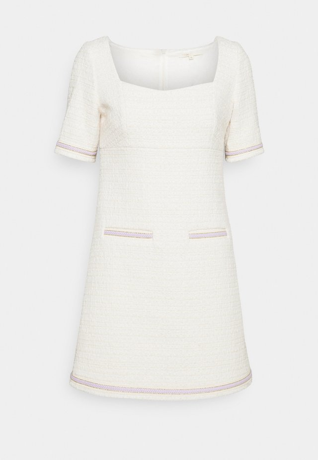 RANESSA - Sukienka letnia - ecru