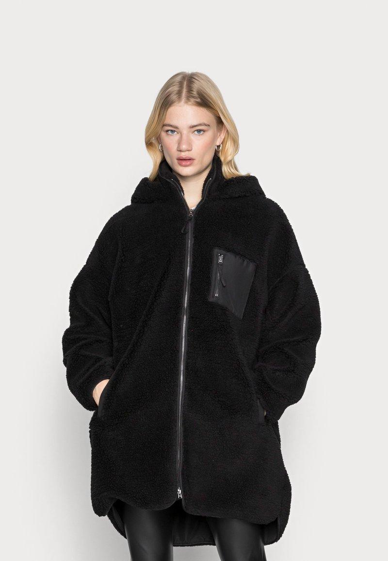 ONLY - ONLSASCHA JACKET - Winter coat - black