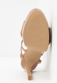 Steve Madden - STUNNING - High heeled sandals - camel - 6