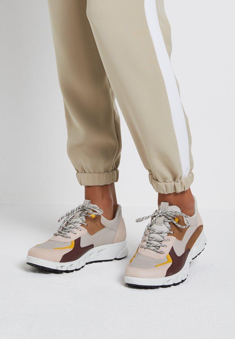 ECCO - MULTI VENT - Sneakersy niskie - grey