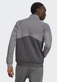 adidas Originals - Zip-up sweatshirt - grey - 1