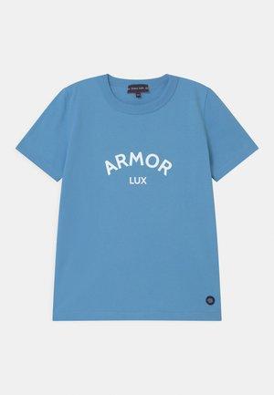 LOGO UNISEX - Triko spotiskem - light blue