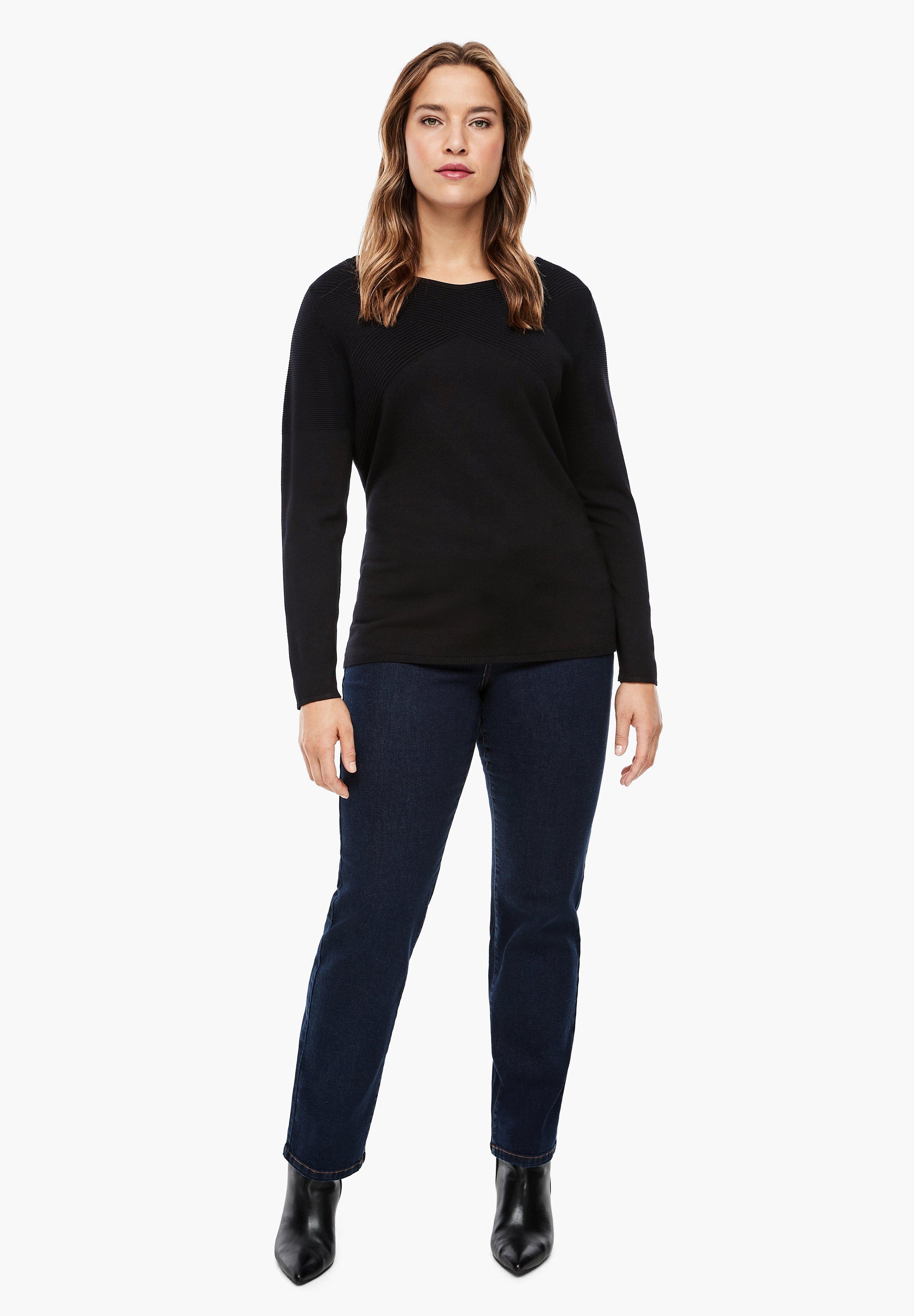 Femme MIT STRUKTURMUSTER - Pullover