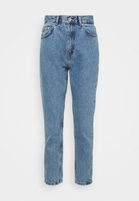 PULL&BEAR - MOM - Relaxed fit jeans - dark blue - 5