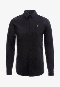 SIKSILK - SIKSILK LONG SLEEVE SMART SHIRT - Overhemd - black - 3