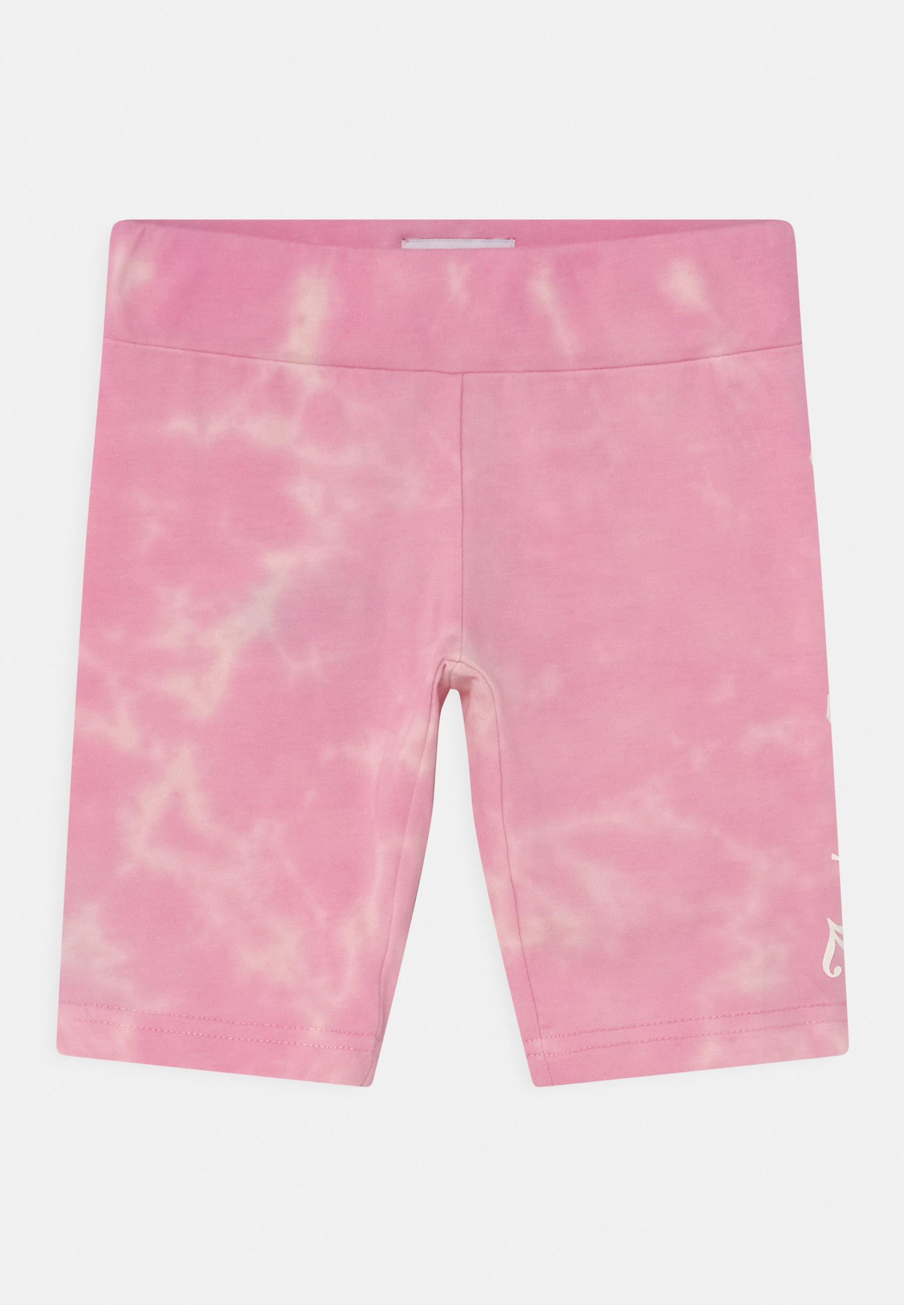 Kids TIE DYE CYCLE - Leggings - Trousers