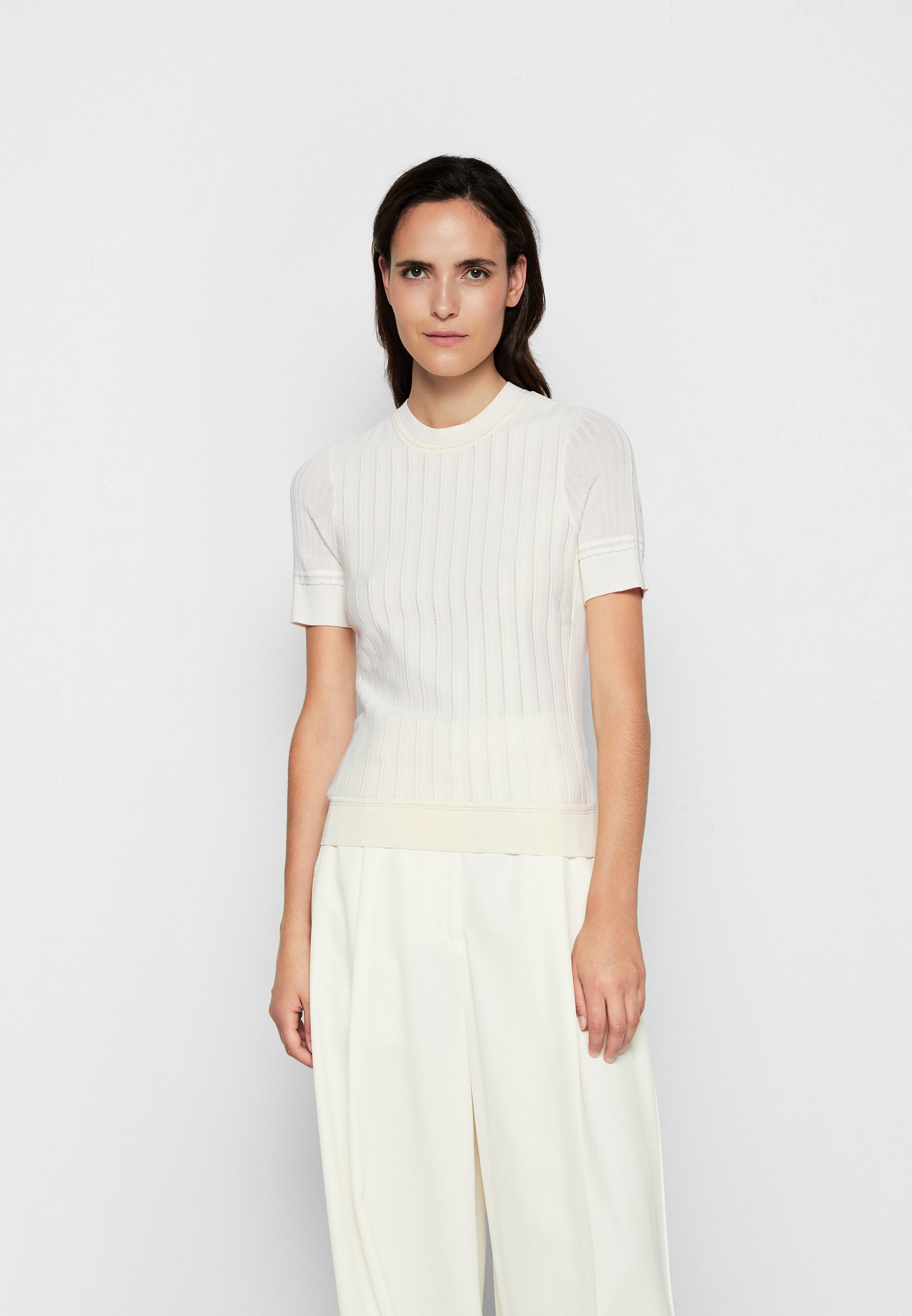 Damen MOCK NECK - T-Shirt print