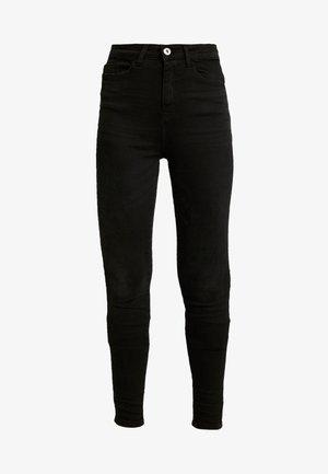 NMCALLIE - Jeans Skinny Fit - black denim