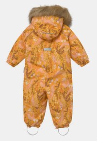 Reima - WINTER LAPPI UNISEX - Snowsuit - orange yellow - 1