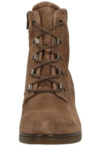 Gabor - Lace-up ankle boots - mohair - 6
