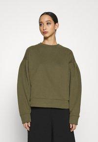 ALIGNE - ASHLEY - Sweatshirt - khaki - 0