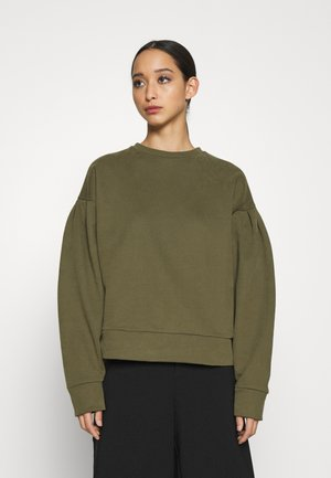 ASHLEY - Sweatshirt - khaki