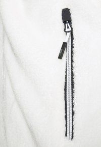CMP - WOMAN JACKET - Fleece jacket - gesso/antracite - 5