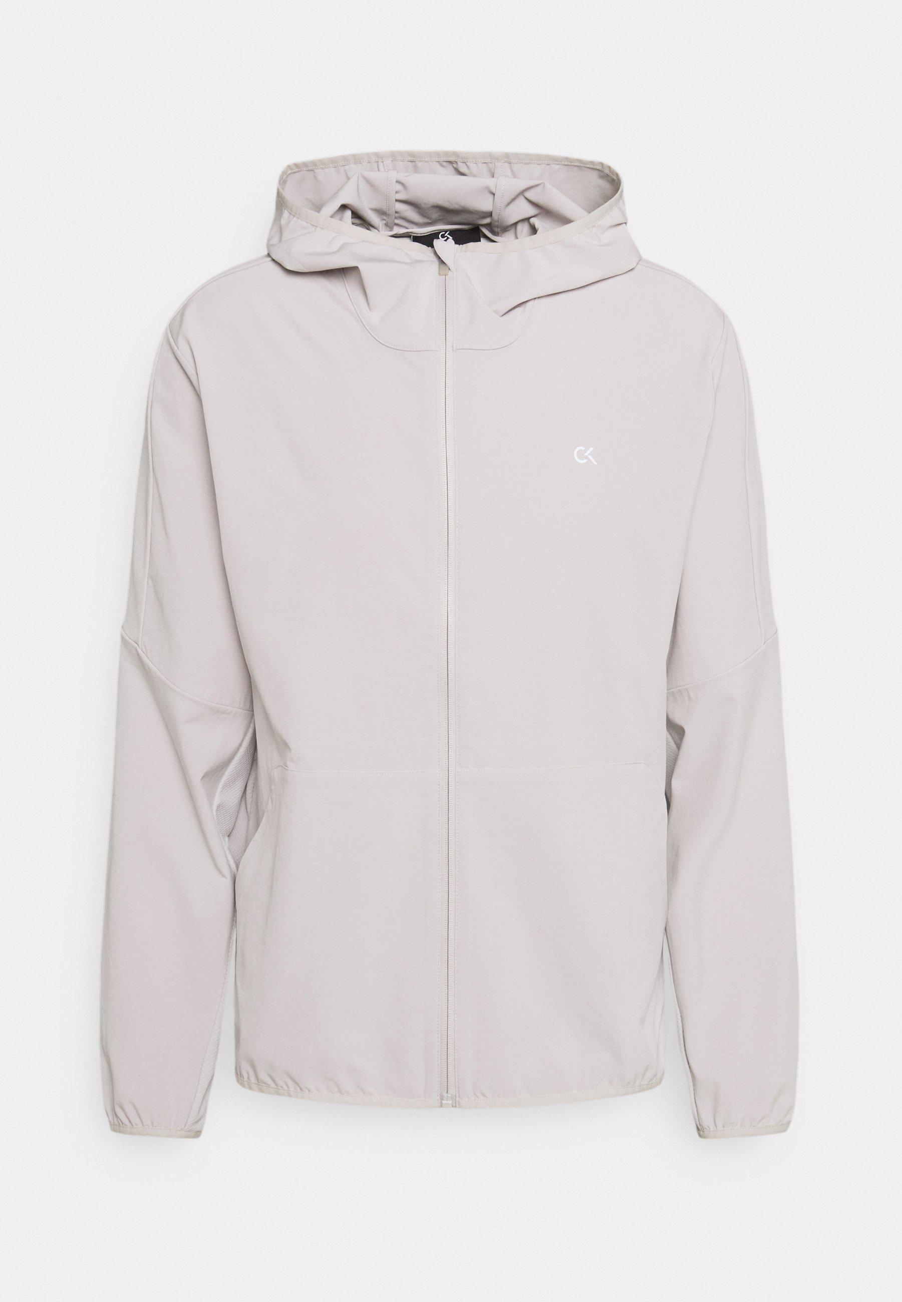 Men MIX FABRIC WINDJACKET - Training jacket