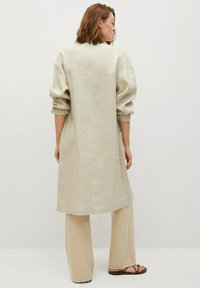 Mango - Classic coat - beige - 2