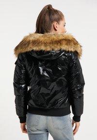 myMo - Light jacket - schwarz - 2