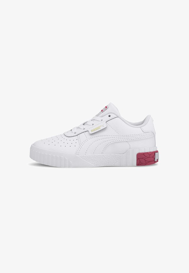CALI  - Trainers -  white-omphalodes