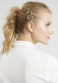 Topshop - SNAKE SLIDE 2 PACK - Hair Styling Accessory - gold-coloured - 0