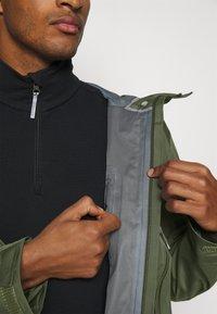 Houdini - JACKET - Snowboard jacket - utopian green - 3