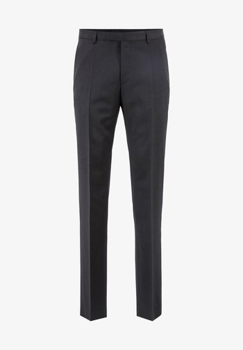 LENON_CYL - Suit trousers - anthrazit (14)