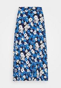 Marks & Spencer London - SKIRT - Áčková sukně - blue - 3