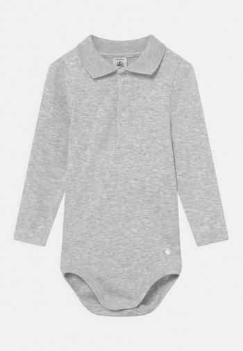 Polo shirt - beluga chine