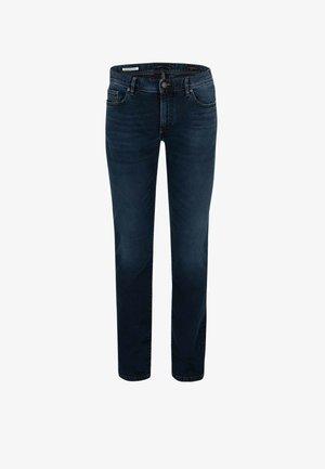 Slim fit jeans - navy blue