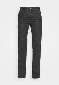 ROLANDA - Flared Jeans - black