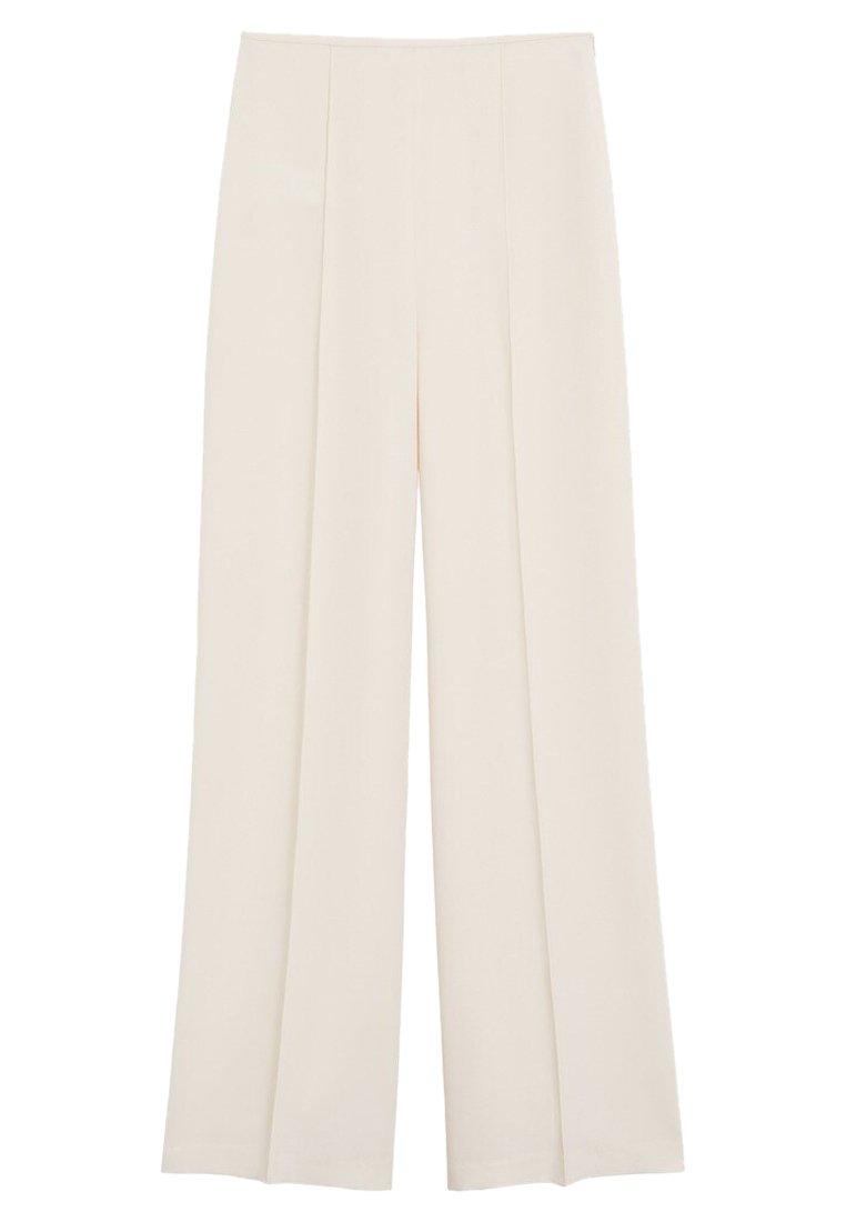 Mango - JUSTIO-I - Spodnie materiałowe - beige