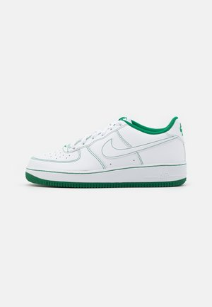 AIR FORCE 1 UNISEX - Baskets basses - white/pine green