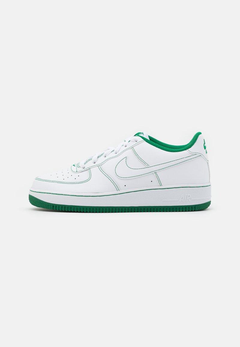 Nike Sportswear - AIR FORCE 1 UNISEX - Trainers - white/pine green