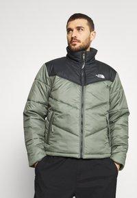 The North Face - SAIKURU JACKET - Winter jacket - olive - 0