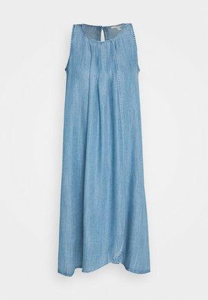 DRESS - Denimové šaty - blue light wash