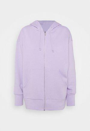 JOA HOODIE - Hettejakke - lilac purple light