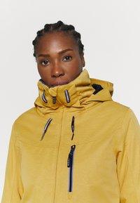 Roxy - PRESENCE - Snowboardjacke - golden rod - 5