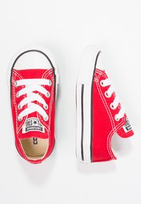 Converse - CHUCK TAYLOR ALL STAR CORE - Baskets basses - red - 1