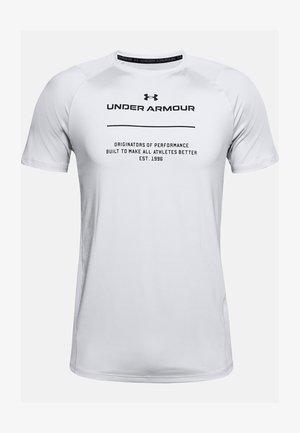 T-shirt imprimé - halo gray