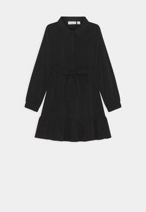 NKFVINAYA DRESS - Paitamekko - black