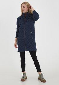 Fransa - FRLAENGLISH - Light jacket - dark peacoat - 1