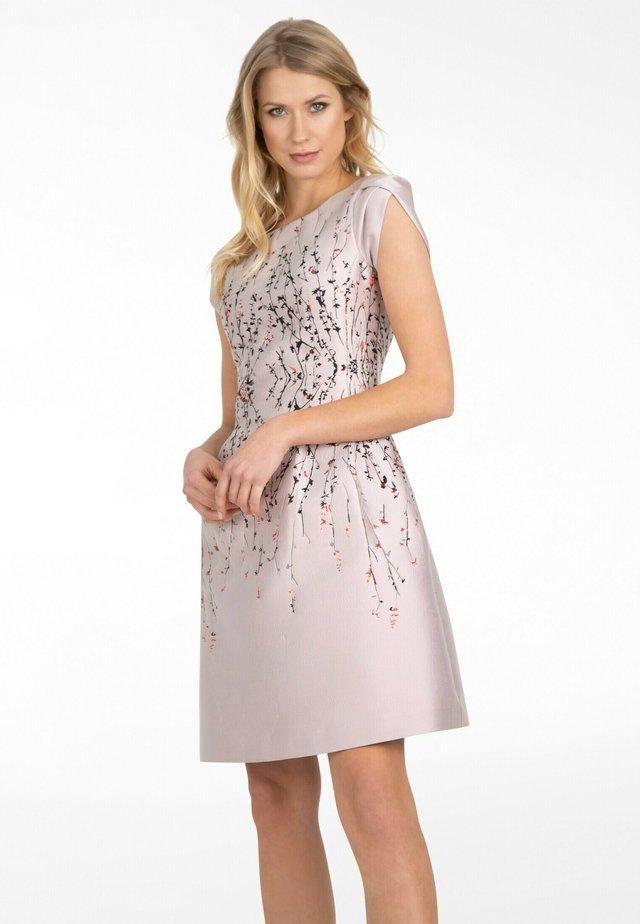 Robe de soirée - rose-multicolor