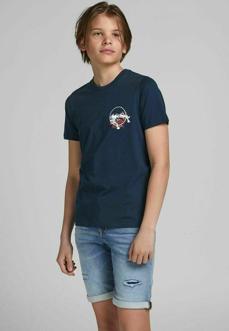 Bambini BLUMENPRINT LOGO - T-shirt con stampa