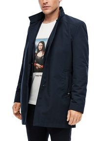 s.Oliver BLACK LABEL - Short coat - dark blue - 3