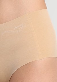 Sloggi - ZERO-FEEL NATURAL HIGHWAIST BRIEF - Slip - cognac - 4