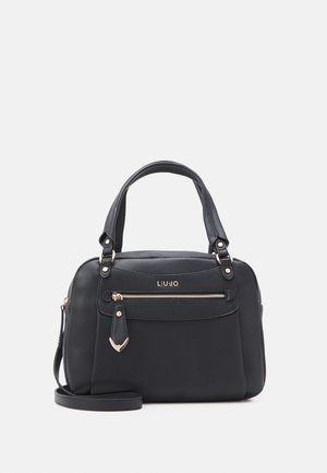 SATCHEL POCKET - Handbag - nero