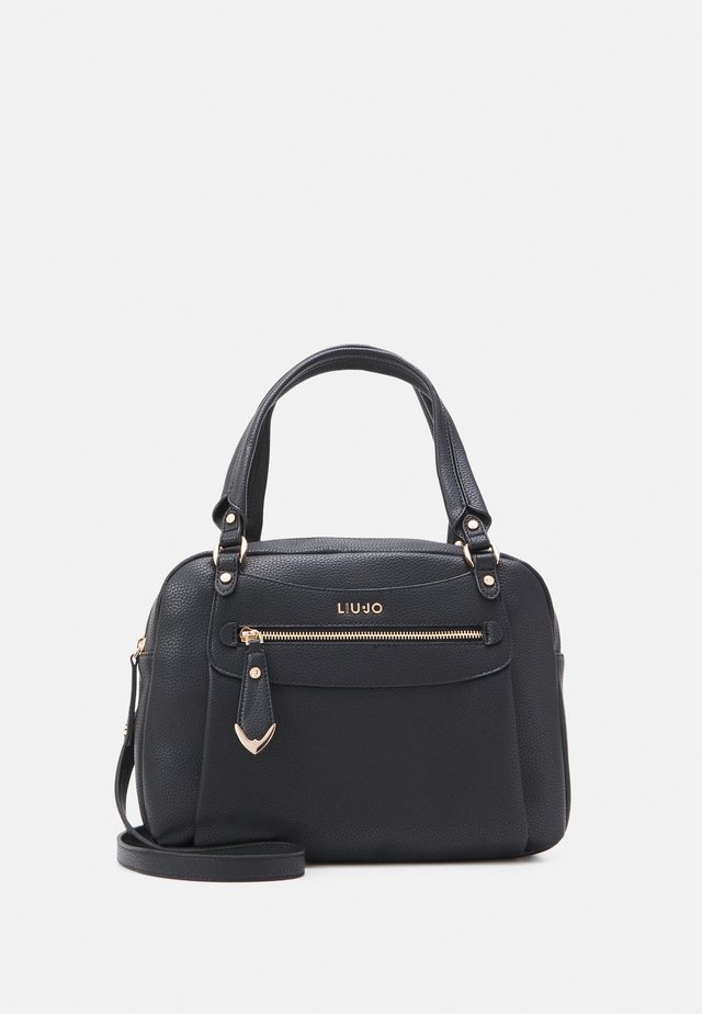 SATCHEL POCKET - Handtas - nero
