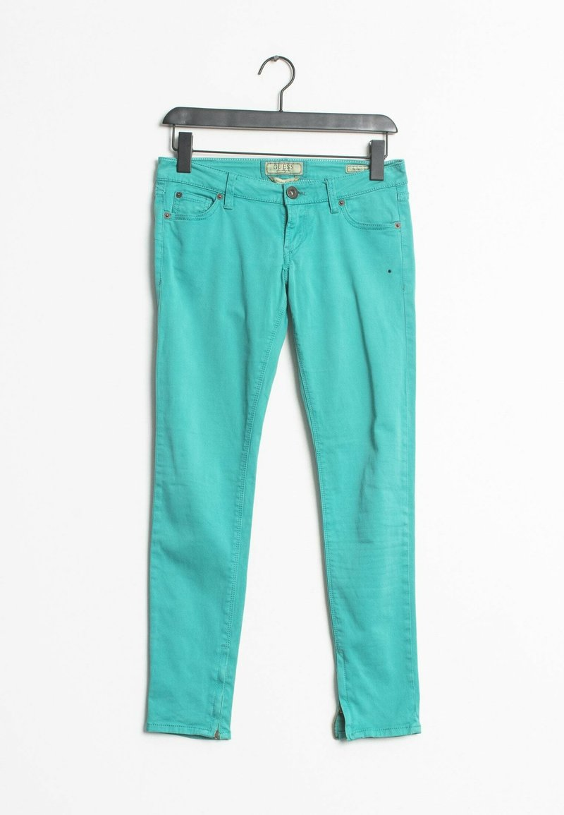 Guess - Relaxed fit jeans - green