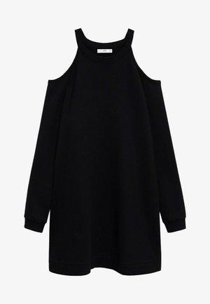 SUSI - Korte jurk - zwart